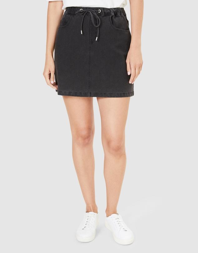 Women Casual Stretch Skirt