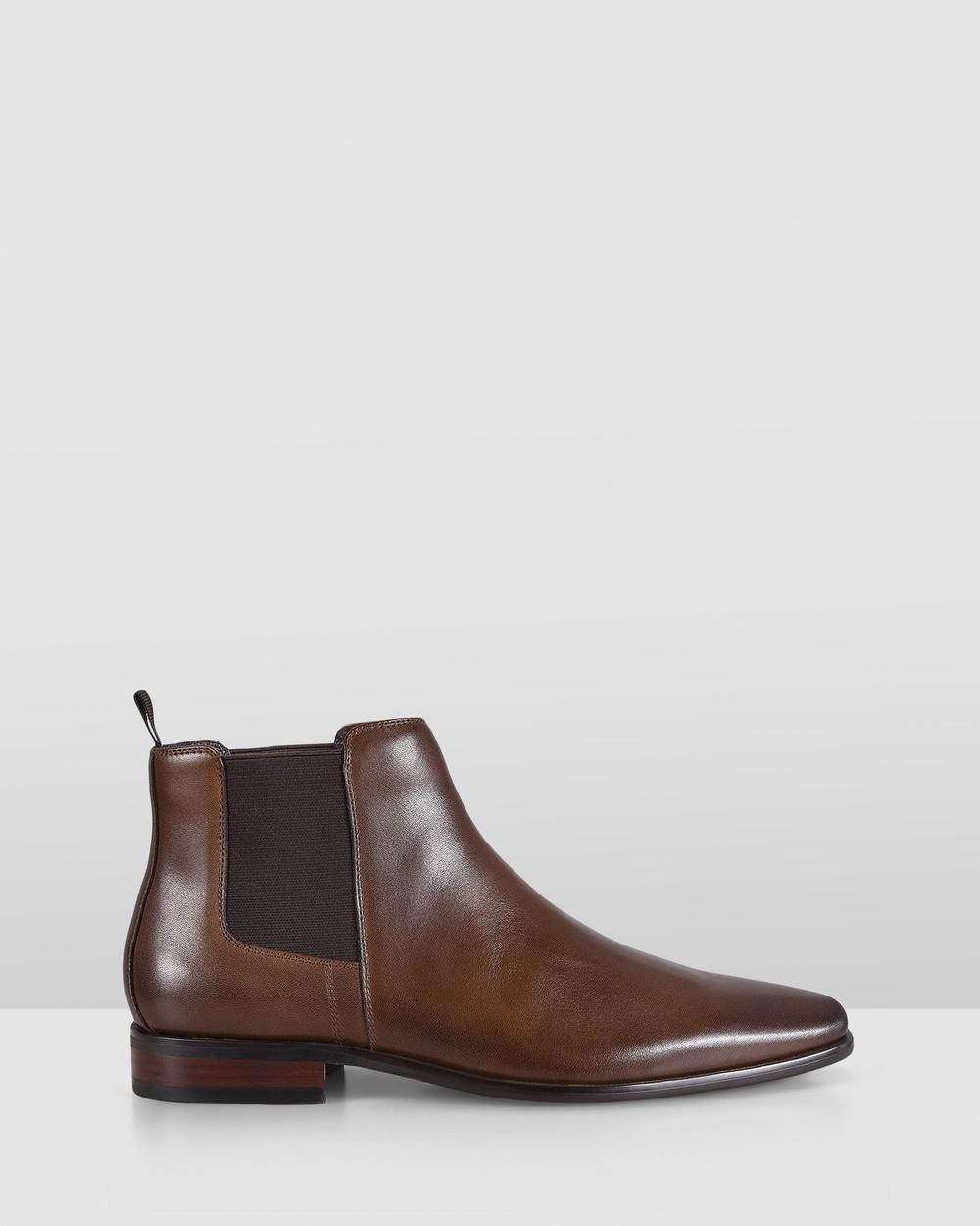 Julius Marlow Impart Boots Brown