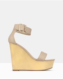 Betts - Hawaii Platform Wedge Heels