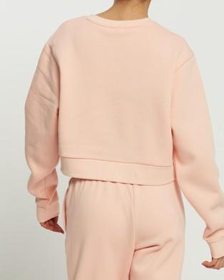 Cools Club Retro Cools Crew Fleece - Sweats (Pink)