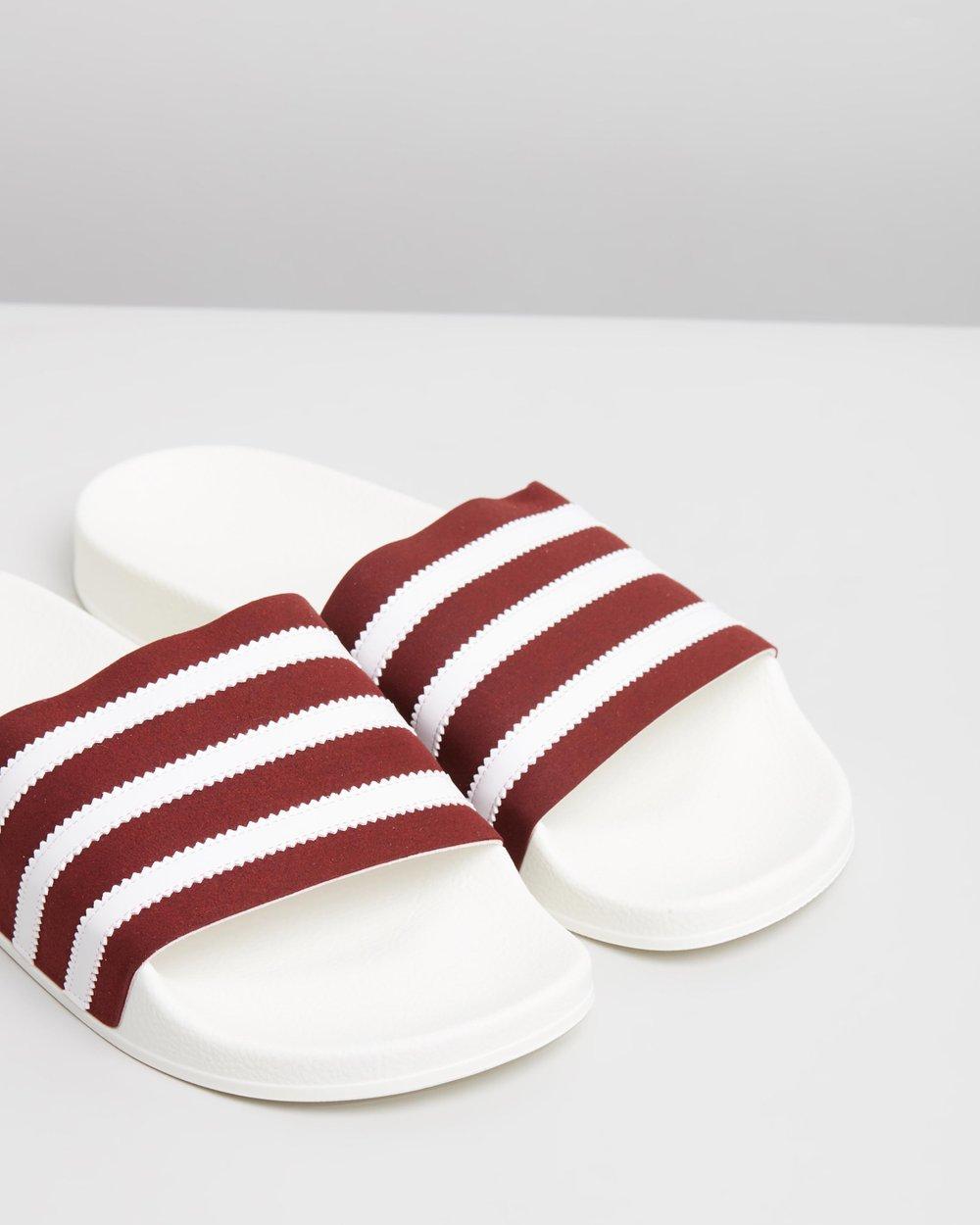 8baebda98 Adilette - Unisex by adidas Originals Online | THE ICONIC | Australia