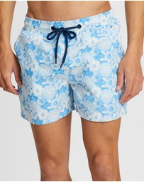 The Rocks Push - Balmoral Classic Swim Shorts