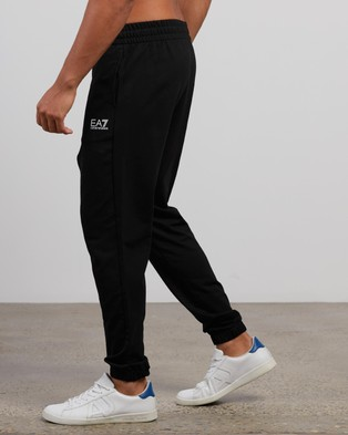 Emporio Armani EA7 Track Pants Sweatpants Black