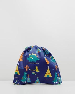 Penny Scallan Drawstring Bag   Kids - Backpacks (Dino Rock)