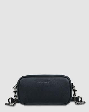 Status Anxiety New Normal Bag   Navy Blue - Handbags (Navy Blue)