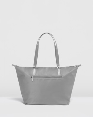 Lipault Paris Lady Plume Tote Bag - Bags (Pearl Grey)