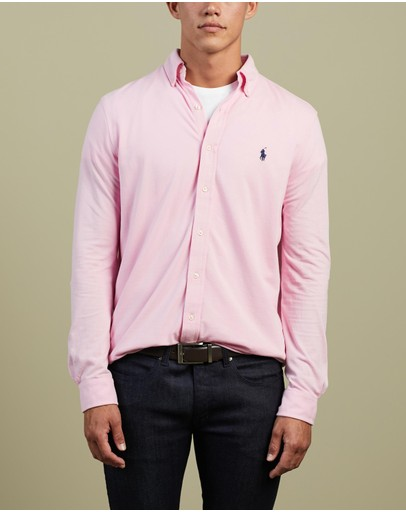Polo Ralph Lauren - Long Sleeve Knit Shirt