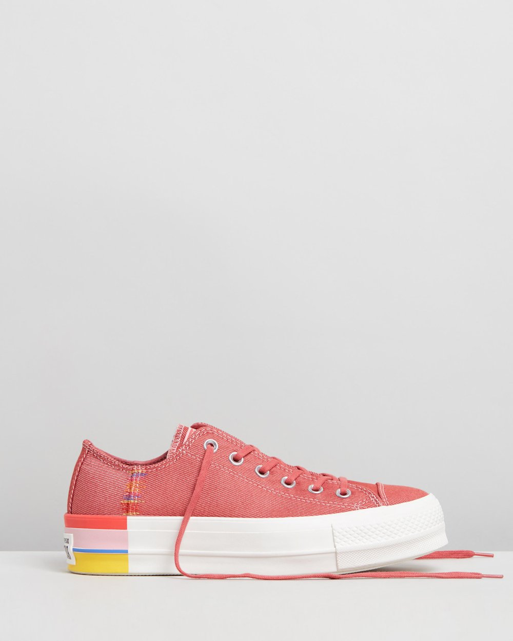 e5a302e061 Chuck Taylor All Star Lift Rainbow - Women's by Converse Online | THE  ICONIC | Australia