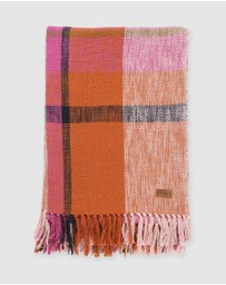 Kip&Co - Tartan Throw - Kids