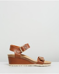 Walnut Melbourne - Gideon Sandals