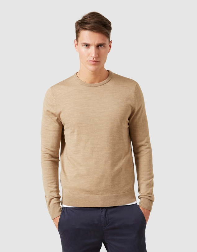 French Connection - Merino Wool Crew Knit