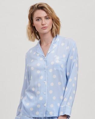 Project REM Bluebell Spot Pyjama Pants Set - Two-piece sets (Bluebell Spot Print)