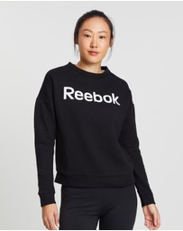 Reebok Performance - Fleece Graphic Crew Sweater