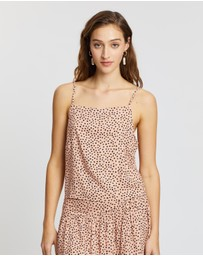 All About Eve - Painted Dot Cami