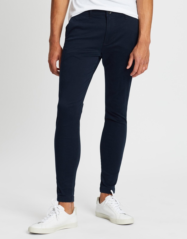 Hollister - Advanced Stretch Super Skinny Chino Pants