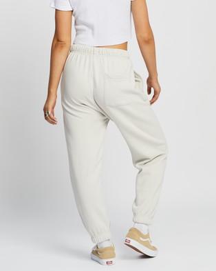 Stussy Graffiti Trackpants - Sweatpants (White Sand)