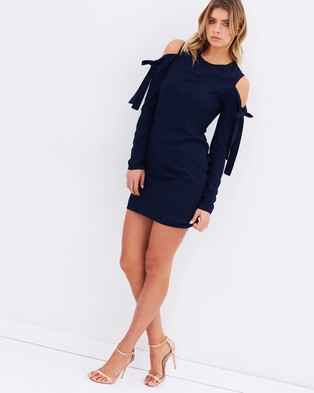 Maurie & Eve – Hard Days Night Dress Navy