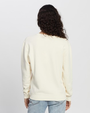 Assembly Label Iona Terry Sweater - Clothing (Natural)