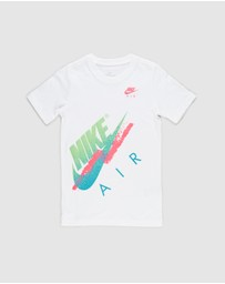 Nike - NSW Brandmark Beach Tee - Kids-Teens