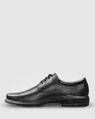Ascent Contest   D Width - Dress Shoes (Black)