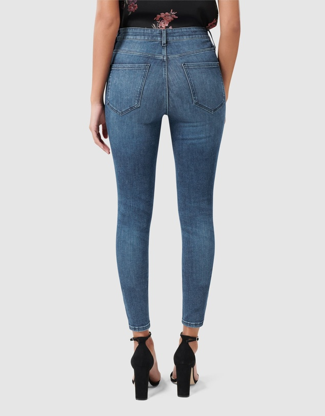 Forever New - Zoe Mid Rise Ankle Grazer Jeans