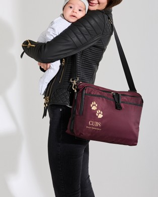 She Lion The Baby Organiser and Tote Bag Insert - Bags (Burgundy)