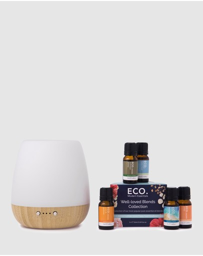ECO. Modern Essentials - ECO. Bliss Diffuser & Well-loved Blends Collection