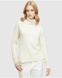 Oxford - Tash Soft Turtle Neck Knit