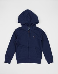 Polo Ralph Lauren - Full Zip Hoodie - Teens