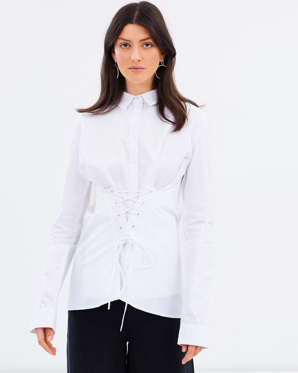 Marle Tod Shirt Tops White Tod Shirt