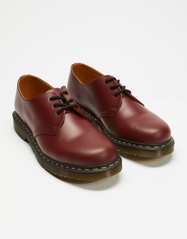 Women Unisex 1461 Smooth 3-Eye Shoes