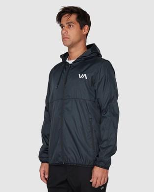 RVCA Hexstop Iv Jacket - Coats & Jackets (BLACK)