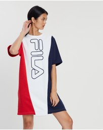 Fila - Primavera Oversized T-Shirt Dress