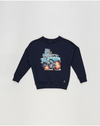 Rock Your Kid - Hoon Sweatshirt - Kids