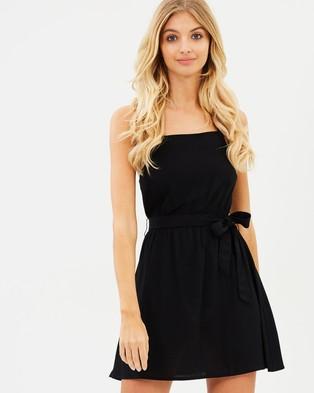 Atmos & Here – Aria Dress Black