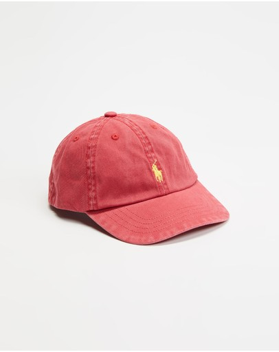 Polo Ralph Lauren - Cotton Twill Baseball Cap - Babies