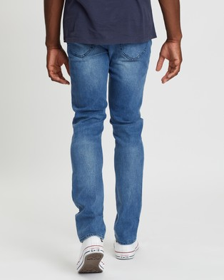 Riders by Lee R2 Slim And Narrow Jeans - Slim (Blue Vain)
