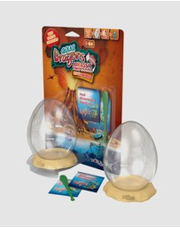 Aqua Dragons - Jurassic EGGspress Blister - Kids