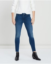 Mother Denim - Looker Ankle Fray Jeans