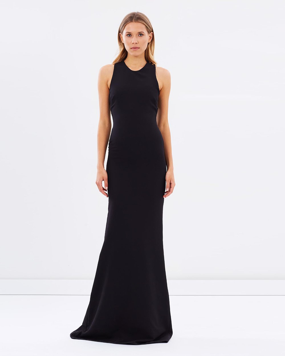 Sequins Racer Back Gown by Naked Official Online | THE ICONIC | Australia