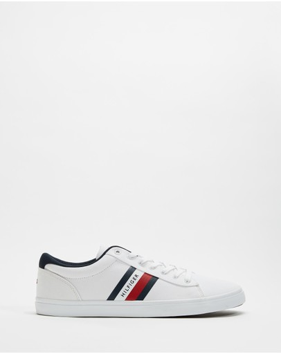 Tommy Hilfiger - Essential Stripes Detail Sneakers - Men's