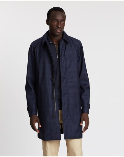 Norse Projects - Svalbard 3 Layer Technical Wool Jacket