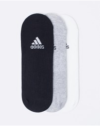 adidas Performance - Perf M Invisible Thin 3 Pairs