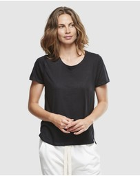 Cloth & Co. - Organic Cotton Crew Neck T-Shirt