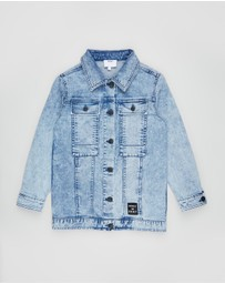 DKNY - Denim Jacket - Teens
