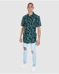 Doubs Clothing - Party Button Down Shirt