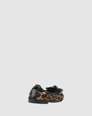 Candy Charm Ballet Flats - Flats (Leopard)