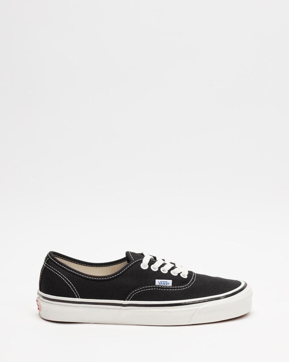 Vans Anaheim Authentic 44 DX Unisex Sneakers Black Australia