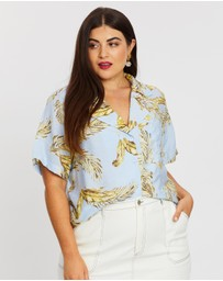 Mika Muse - Shelby Resort Shirt