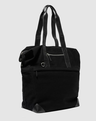 Atlas Lifestyle Co Bag 01 - Travel and Luggage (Black)
